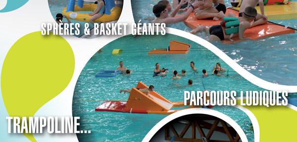 Parcours rigol 39 eau - Notre dame de gravenchon piscine ...