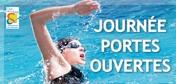 Journ e portes ouvertes le 21 juin au centre aquatique de for Piscine gravenchon