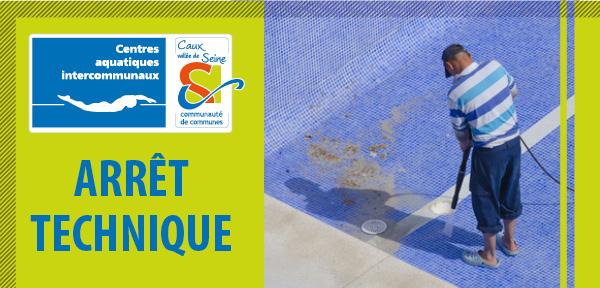 Arr Ts Techniques Des Centres Aquatiques De Bolbec Et