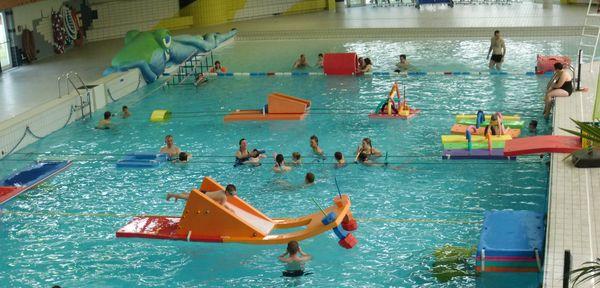 Parcours rigol 39 eau le 25 janvier 2015 la presqu 39 le lillebonne - Notre dame de gravenchon piscine ...
