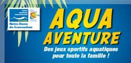 défis sportifs en famille à la piscine de notre-dame-de-gravenchon le 12 avril 2015