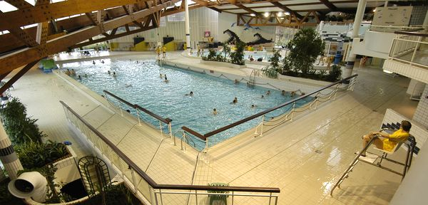 Travaux au centre aquatique la presqu 39 le lillebonne for Piscine de lillebonne