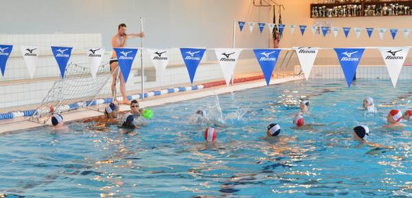 Tournoi de waterpolo le 27 ao t 2015 la piscine de notre for Piscine de lillebonne