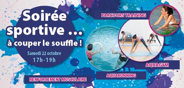Soir e sportive la piscine de nd de gravenchon le samedi for Piscine gravenchon