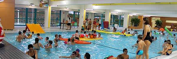 B1 Les activités de la piscine de Bolbec