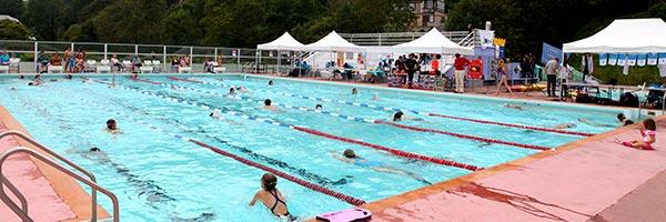 B1 Les activités de la piscine de Rives-en-Seine (Caudebec-en-Caux)