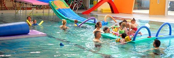 B1 Les activités de la piscine de Terres-de-Caux (Fauville-en-Caux)