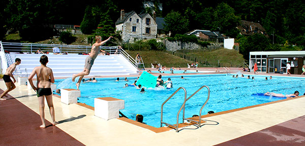 Ouverture de la piscine de rives en seine caudebec en for Ouverture piscine