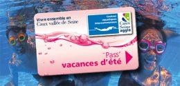 pass été des centres aquatiques caux vallée de seine
