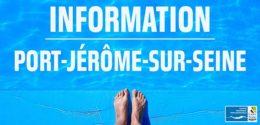 informations piscine ND-de-gravenchon
